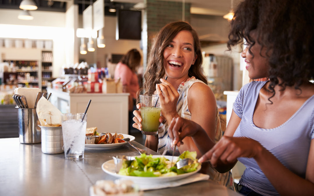 Healthy Eats Around The Woodlands