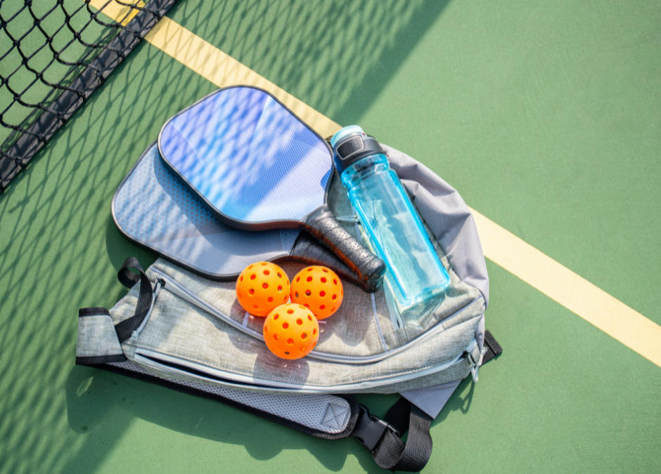 Pickleball Courts in The Woodlands